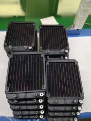 Calculador de alumínio de água do radiador de refrigeração do radiador do resfriador para o dissipador de calor da CPU para Desktop Laptop 120mm