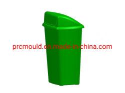 Caixote do lixo plástico caixa do lixo plástico plástico plástico caixote do lixo plástico Molde de caixa de lixo para uso externo balde de lixo Molde médico Lata de lixo com molde de pedal