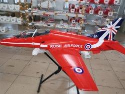 Юат ЕПВ RC плоскости красная стрелка RC модели Jet плоскости от производителя Dongguang Китая
