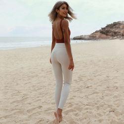 Een stuk Bodysuit Jumpsuit Aerial Yoga Wear