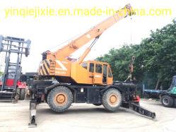 Utilisé Crane, utilisé un terrain accidenté grue Kobelco Kr250 25tonnes (30t, 50T, 80T, 100t, 300t)