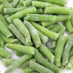 Gefrorene Grüne Bohnen