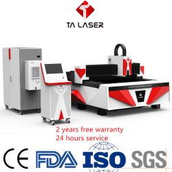 Roheisen-Bett-Laser-Schnitt-Maschine mit WiFi Steuerfaser-Laser-Ausschnitt-Maschine 3000W