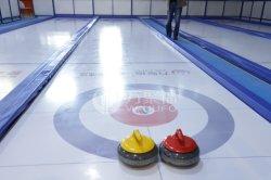 Hielo líquido sintético para el Curling en deportes
