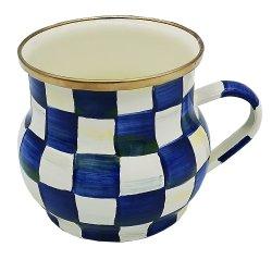 Menaje de cocina al por mayor de esmalte de pintura de mano a mano taza de té de la taza taza de café de regalo