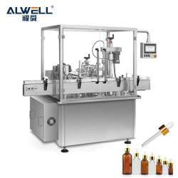عصير كوبي غوريلا آلة صغيرة لتعبئة الزجاجات لـ 10 مل و60 مل و100 مل مع الفيديو