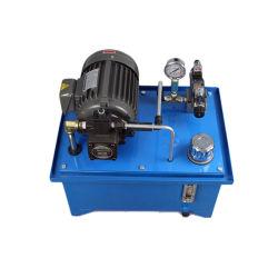 Gruppo di potenza idraulico OEM con pompa idraulica e sistema del motore Mini Power Pack idraulico per stazione della macchina elettrica 12 V 24 V CC Industria pesante