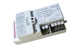 Dali Hns203dl 220-240 V CA, Interruptor del sensor de movimiento de Dali