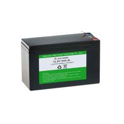 Der Fabrik-32700 4s1p 12.8V 6ah Batterie Lithium-Ionenbatterie-des Satz-LiFePO4, zum der SLA Batterie zu ersetzen