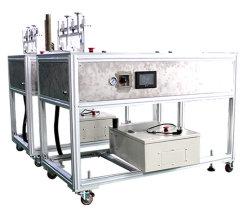 교차선 격막 기압 청소 기계