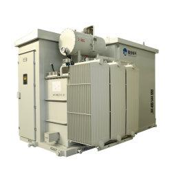 kVA 2400 35 Kv de Transformator van het Hulpkantoor voor het Landbouwbedrijf van de Wind en ZonnePost