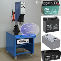 لحام بلاستيكي بالموجات فوق الصوتية لتردد مجموعة الطاقة المحمولة الصغيرة PP ماكينة لحام PVC
