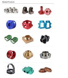 자동차/전기/기계/의료/자동차 액세스를 위한 맞춤형 스테인리스 스틸/금속/알루미늄/황동/티타늄/구리/ABS/Fmma/POM/HDPE 아노다이징 CNC 기계 가공 부품