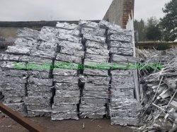 ألومنيوم بثق خردة 6063 مصنع عمليّة بيع حادّة