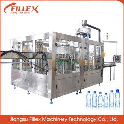 5000-18000bph كاملة ماكينة تعبئة المياه السائلة مياه غازية ماء زجاجة مياه غازية آلة تحضير العصير
