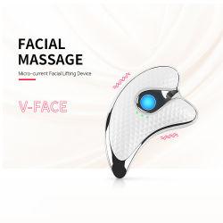 美容製品の顔のスクレーパーのマッサージャーの電気表面持ち上がる美の摩擦の器械のマッサージのヘルスケアのスキンケア