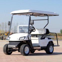 Go Kart 4 الركاب عربة الجولف المقاعد الخلفية 2 المقاعد الكهربائية عربة جولف