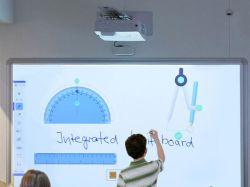 Сенсорный экран Портативный доски интерактивные доски для школы управления