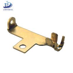 Kundenspezifisches Blech Edelstahl Produkt Metall Stanz Gürtel Clip mit Verzinkt