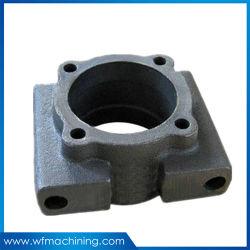 대형 트럭 강철 주조 파트용 맞춤형 주조 강철 밸런스 축 하우징/시트