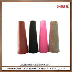 Rosca de plástico textil cono de hilo