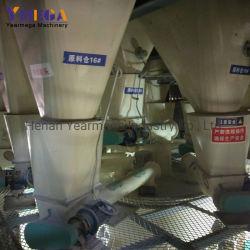 10T/H de la volaille et les aliments du bétail Mill l'équipement avec système de dosage automatique de documents