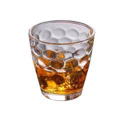 Commerce de gros 9.5oz DOT tasse en verre verre Tumbler de boire de la Verrerie