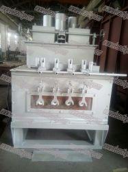 Aluminio automática máquina de colada continua para lingotes de aluminio