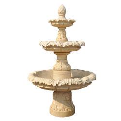 Décoration maison fontaine de sculpture sur marbre