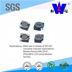 RoHSの非シールドSMD力のコイル誘導器