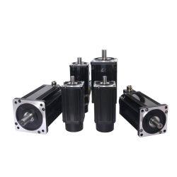 48V DC Motor servo motor DC de 1,5 Kw 1500rpm del motor de CC con un codificador 2500SPP de ATV y Agv