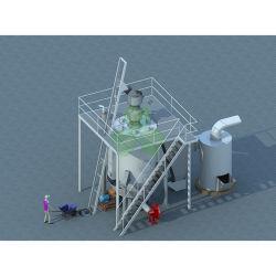 Gran oferta de salida de Gas de hulla Gasificante calor para el horno de cal