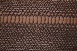 Haut der Schlange-Bl1916 synthetisches geprägtes Aritificial PVC/PU Leder für Beutel/Schuhe/Sofa/Stühle