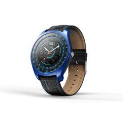 Smart Phone com o monitor de ritmo cardíaco