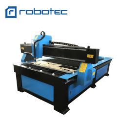 Große Plasma-Ausschnitt-Maschinerie CNC-2060 für dünnen Ss/CS Blatt-Ausschnitt
