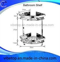 Het goedkoopste Rek van de Driehoek van de Badkamers van het Roestvrij staal van de Badkamers