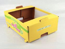 Nouveau design Fruitbox d'emballage de papier ondulé