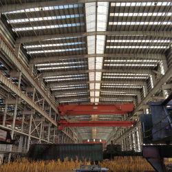 Station de Chemin de fer de structure en acier préfabriqués pré Engineered bâtiment avec la norme ISO9001 et ISO14001 et la certification OHSAS18001