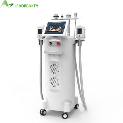 Cool Cryolipolysis Celulitis adelgazar la grasa del vientre vacío Extracción de la máquina de precios de liposucción Cryo Pad Cryolipolysis cavitación