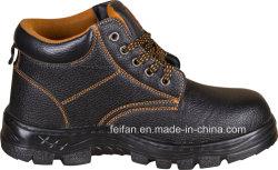 Résistant aux acides et alcalins des chaussures de sécurité en cuir/de chaussures en cuir