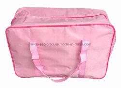 sacchetto del pranzo del dispositivo di raffreddamento di picnic isolato poliestere 70d/210d/420d con la maniglia lunga