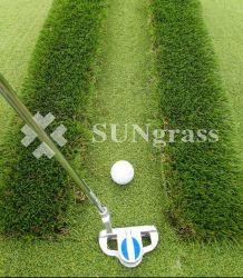 Milieu Kunstmatig/Synthetisch/Vals Gras voor het Gras van de Sport van de Apparatuur van het Golf met SGS Cerified