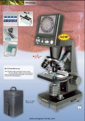 """Профессиональной видеосъемки цифровой ЖК-дисплей увеличение микроскопа 8,9 см (3,5"""")"""
