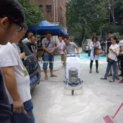 Поверхность использовать шлифовальные машины бетонный пол шлифовального станка