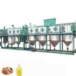 Soja/les graines de lin Arachides Graines de coton//Making Machine d'huile pour extraire et d'huile raffinée