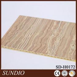 PP exterior de PVC de alta calidad WPC Revestimiento de paredes Panel para uso residencial y comercial