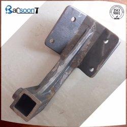 Aço personalizados/Aço Inoxidável/aço carbono Cera Perdida Casting/microfusão instalação de tubo/montagem/Flange/corpo da válvula/dobradiça/alavanca/peça de aço