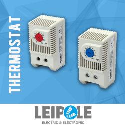 キャビネット機構の温度調節器の産業サーモスタット(JWT6011F/R)