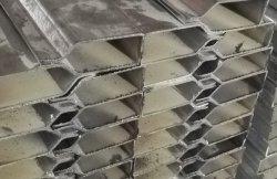 Perfil de acero de forma especial el canal de acero de la botella para Windows