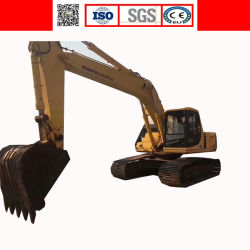 Usado escavadeira hidráulica do trator de esteiras Komatsu PC220/PC230/PC240 Escavadeira e escavadores de alta qualidade a preços reduzidos